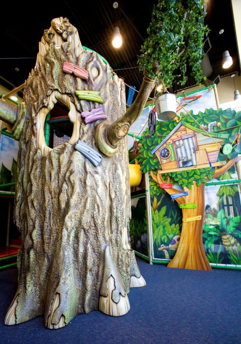 Tree play house