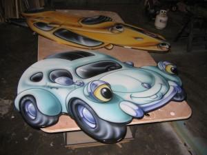 3D Paintng