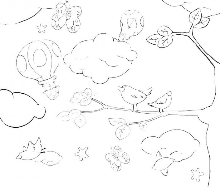 Nursery Sketch