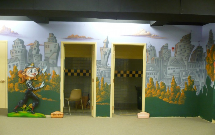 children's church restroom designs