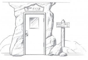 3rd flr door surround concept