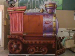 Antiques Train