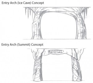 Entry Arches Concepts