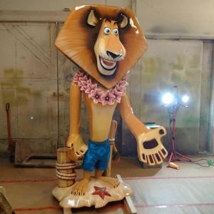 DreamWorks Madagascar Alex - CoolStuff Studios
