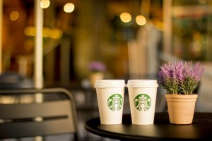 Starbucks Third Space - CoolStuff Studios
