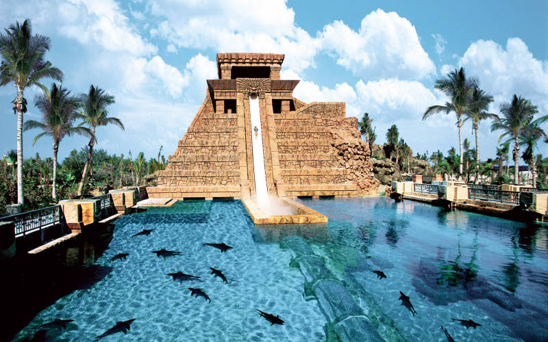 Themed family vacation ideas cool stuff for Funnest all inclusive resorts