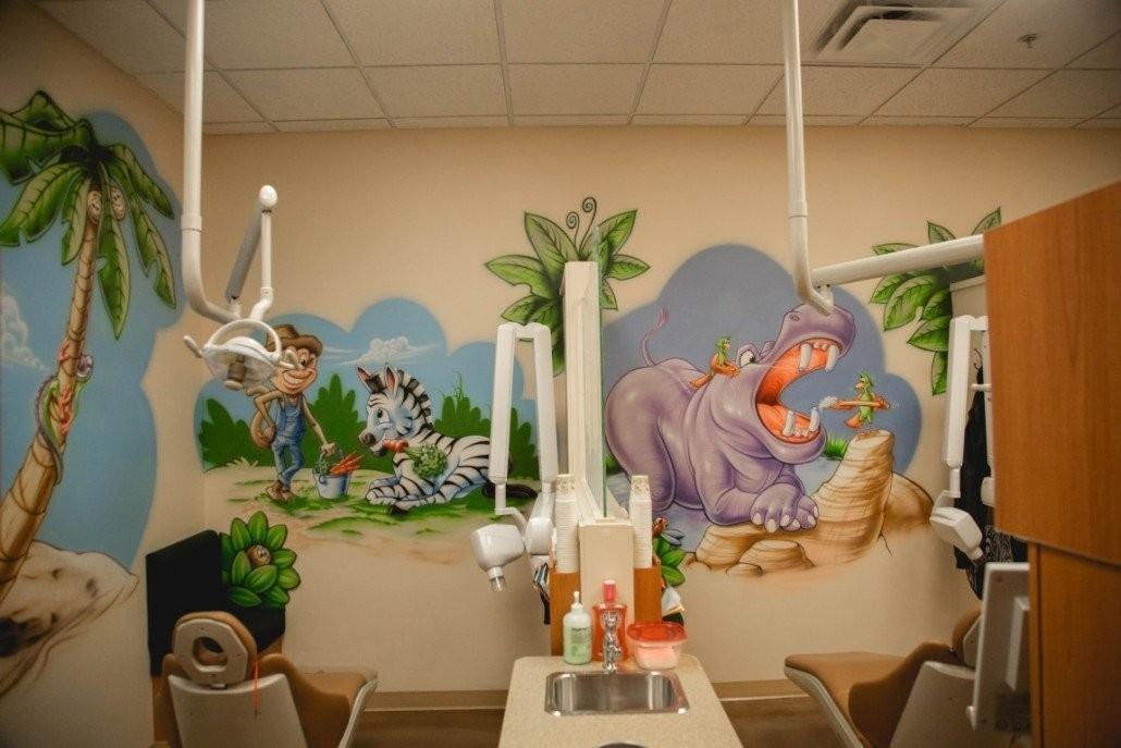 pediatric dental office themes design cool stuff