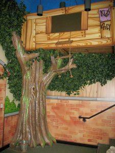 children treehouse