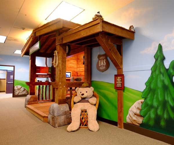 children's church classroom designs