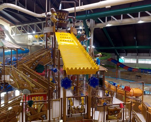 great wold lodge water park