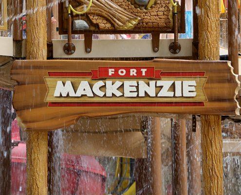 fort mackenzie indoor water park