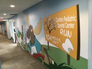pediatric office design